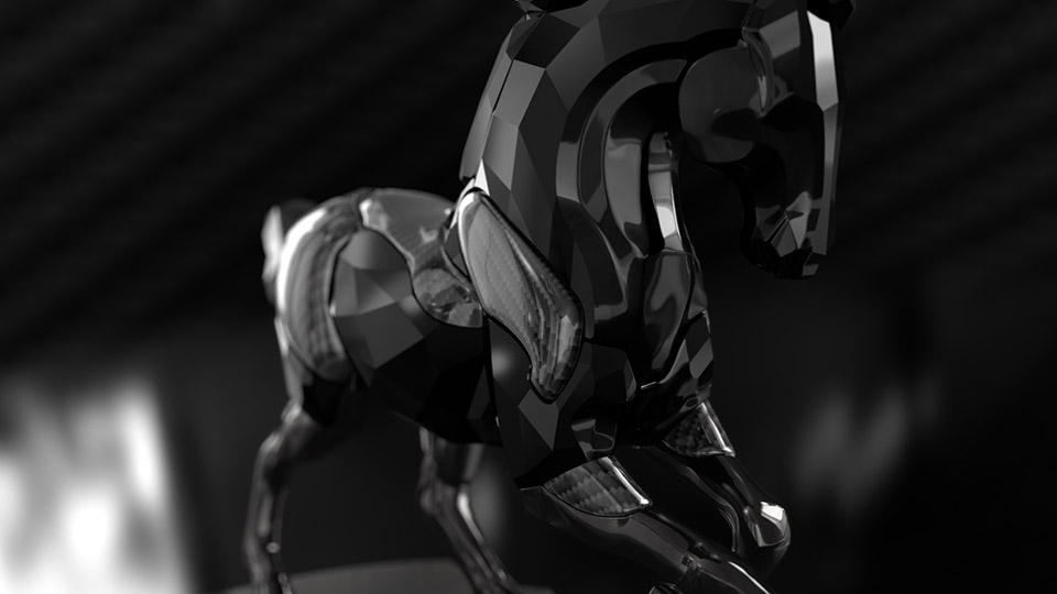 swarovski crystal stallion preview 03