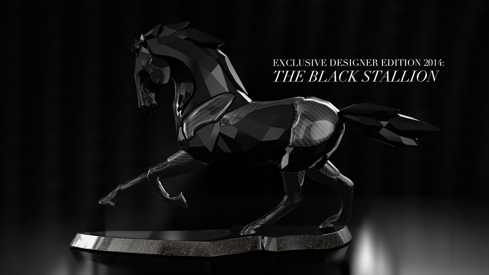 swarovski crystal stallion preview 08